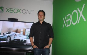 Xbox chief Phil Spencer.
