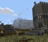 Skyrim is coming to Minecraft for Xbox 360.