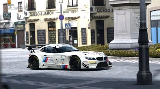Gran Turismo 5 Screen
