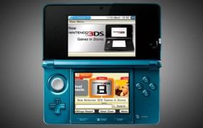Nintendo's 3DS eShop.