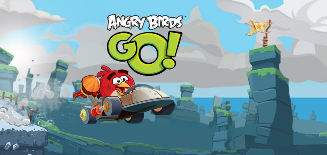 Angry Birds Go! launches worldwide on mobile platforms today.