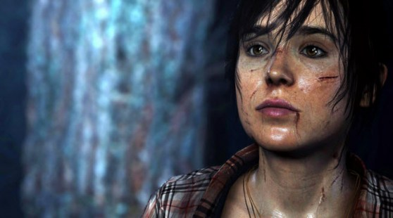 Jodie, voiced by Ellen Page, is the star character of Beyond: Two Souls