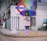 A still from a commercial King ran in Japan for its Candy Crush Saga game.