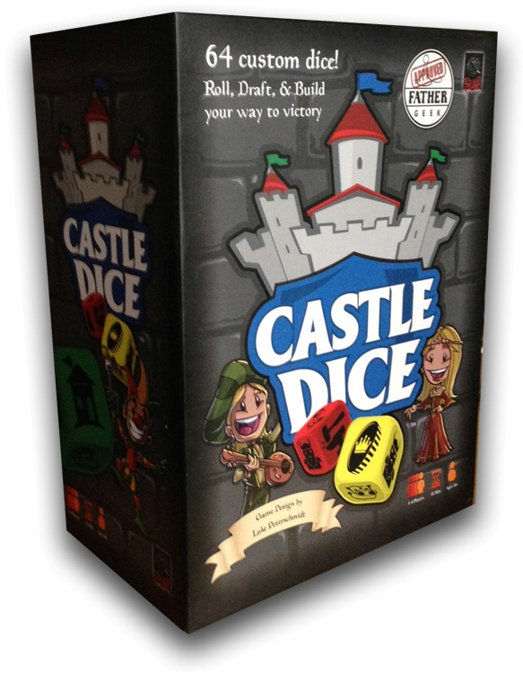 Castle Dice box