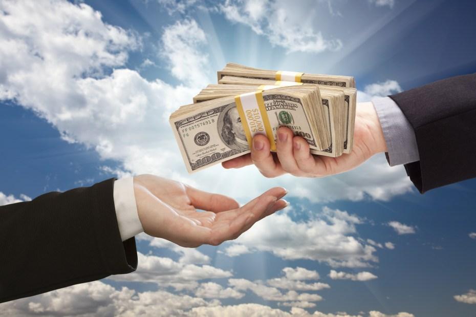 Cloud cash