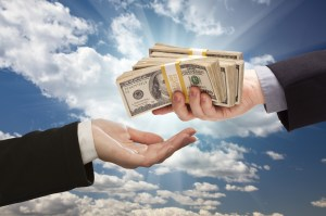cloud cash Andy Dean photography shutterstock
