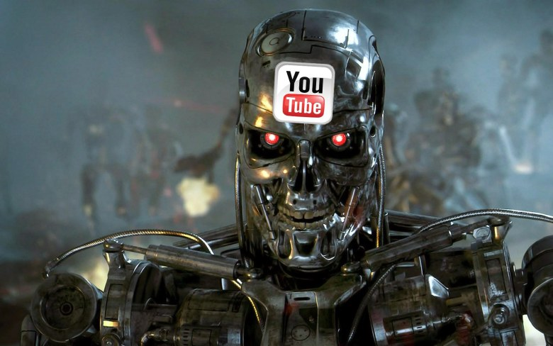 YouTube's Content ID bot is coming for you.