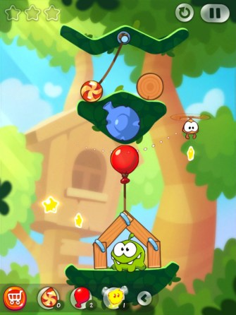 Cut the Rope 2 - Forest