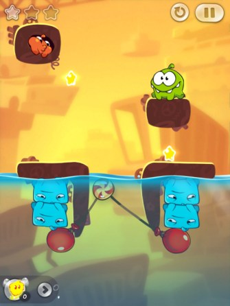 Cut the Rope 2 - Junkyard