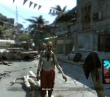 Dying Light daytime combat.