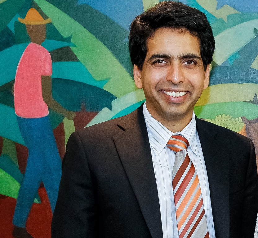 Khan Academy chief executive Salman Khan