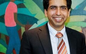 Khan Academy chief executive Salman Khan