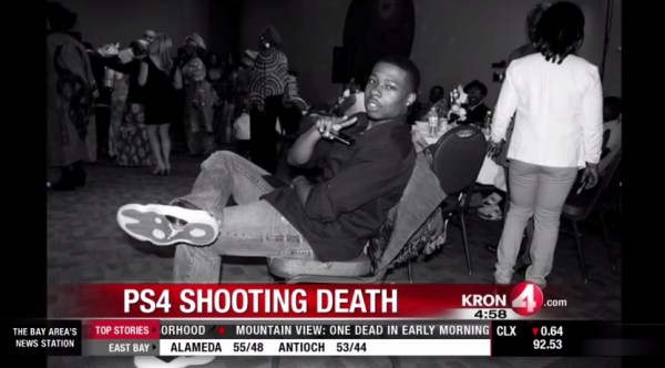 Ikenna Uwakah was shot dead while attempting to sell a PlayStation 4 console