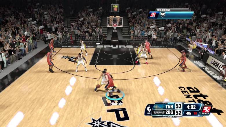 NBA 2K14 looks beautiful, but its online infrastructure is experiencing serious issues.