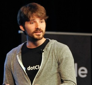 Solomon Hykes, founder of dotCloud and creator of the Docker project
