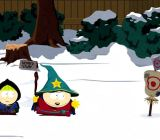 South Park gameplay, which looks exactly like the show.