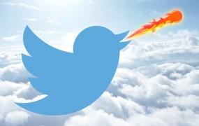 Twitter dragon