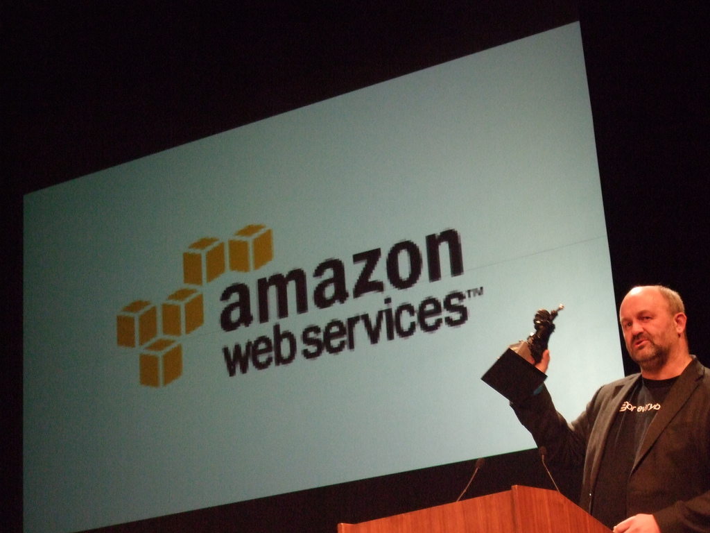 Werner Vogels, chief technology officer of Amazon.com.