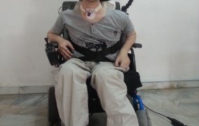 Albert Wong suffers from a condition called Duchenne Muscular Dystrophy