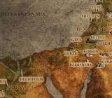 bible chronicles map screen