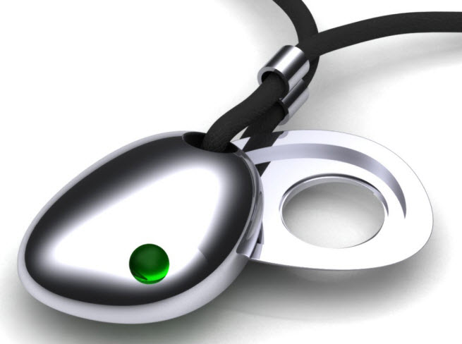 CSR's connected Bluetooth jewelry.