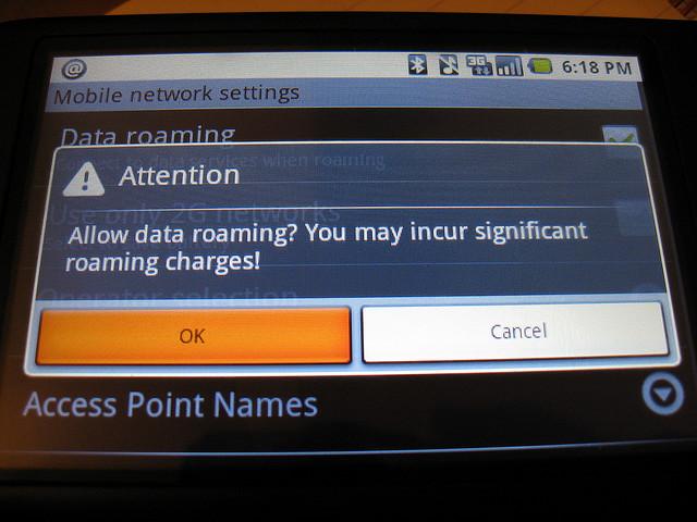data-roaming