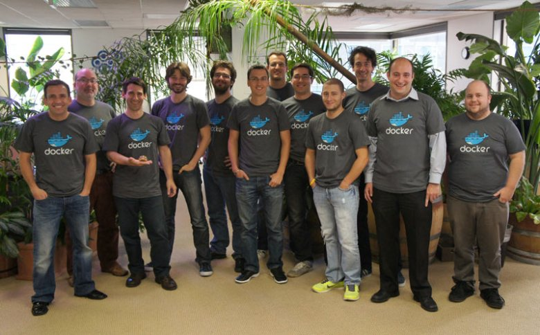 The Docker team.