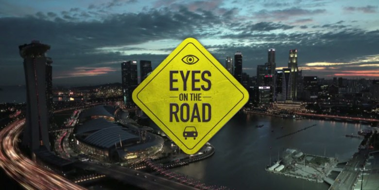 Samsung's Eyes on the Road campaign