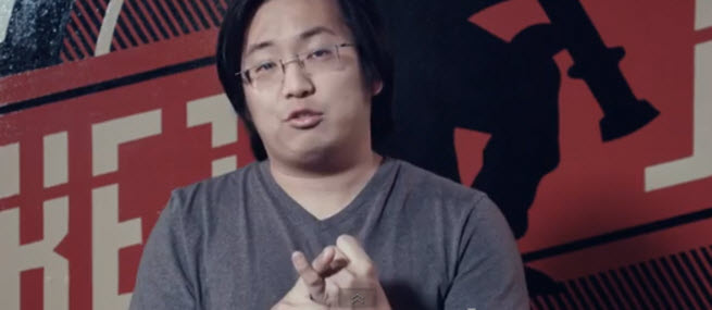 Freddie Wong, maker of Video Game High School.
