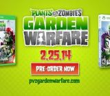 Plants vs. Zombies: Garden Warfare gets a new date.