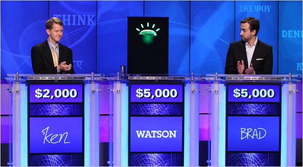 IBM Jeopardy Watson