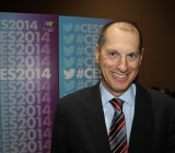 Gary Shapiro, chief executive of the Consumer Electronics Association, is bullish on tech and growth. #CES2014