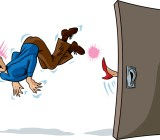 kick out door shutterstock danomyte