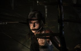 Lara Croft as she was meant to look in Tomb Raider: Definitive Edition