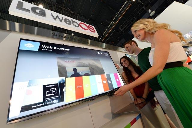 LG webOS tv 1