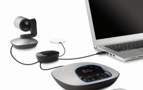 Logitech ConferenceCam CC3000e turns any room into a video collaboration room.