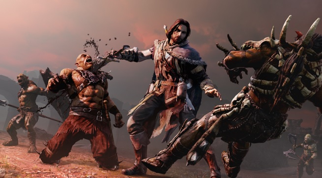 "Shadow of Mordor's combat is visceral, earning it a ""mature"" rating."