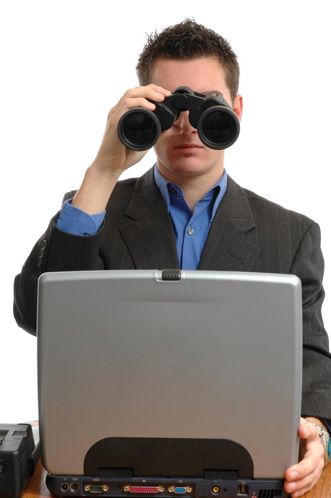 MSPhotographic peeping tom shutterstock