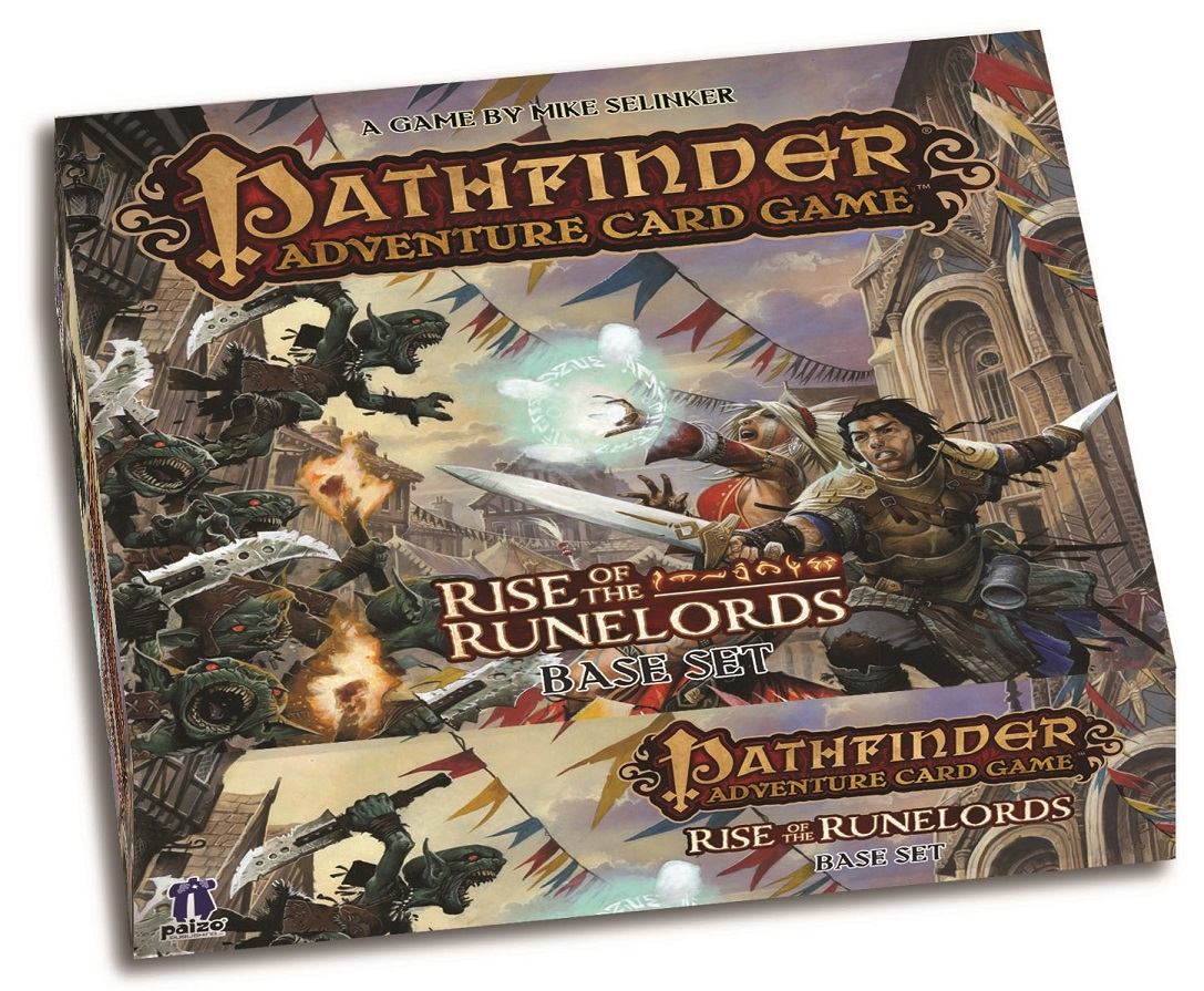 Pathfinder Adventure Card Game - box