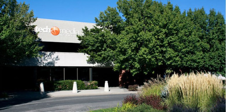 TechMedia Network's Ogden, Utah office.