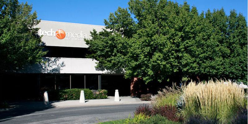 TechMedia Network's Ogden, Utah office.