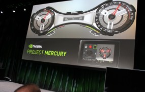 Project Mercury is an effort to design new cool dashboards for cars.
