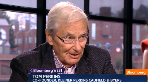 Tom Perkins apologizes on Bloomberg TV
