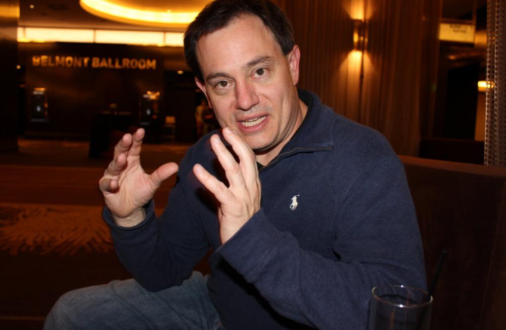 Tony Tamasi of Nvidia describes the Tegra K1.