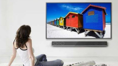 Toshiba UltraHD TV