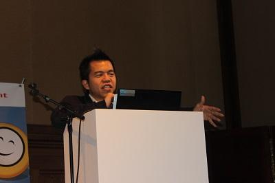 Albert Lai of Big Viking Games