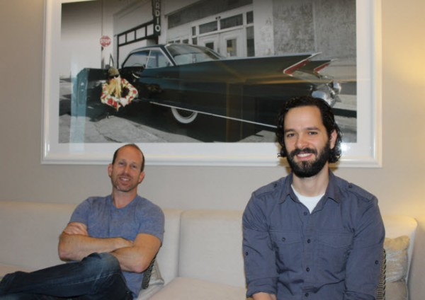 Straley and Druckmann of Naughty Dog