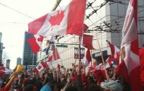 Canada flags sillygwailo Flickr