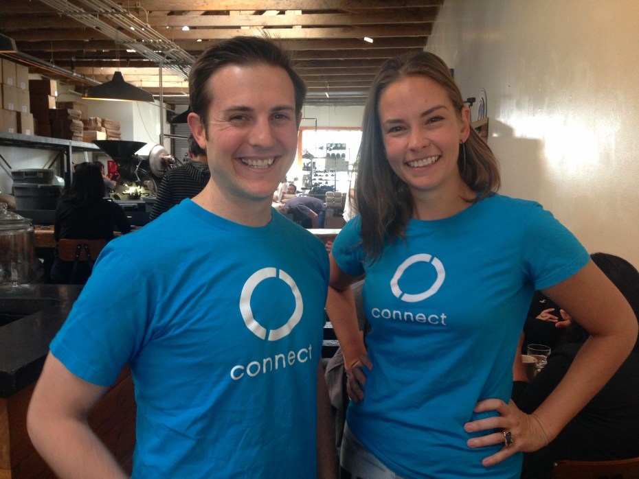 Connect's Ryan Allis and Anima Sarah LaVoy