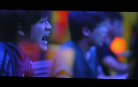Professional Dota 2 player HYHY in the documentary 'Free to Play' about the competitive scene.